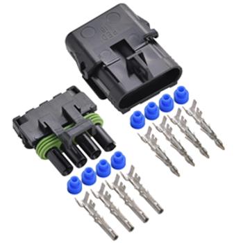 4 Pin WeatherPack Kit 50-342
