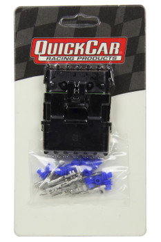 6 Pin WeatherPack Kit 50-362 Quickcar Racing Products