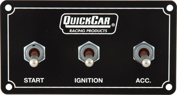50-731 Extreme Igniton Panel for Single Harness Quickcar Racing Products