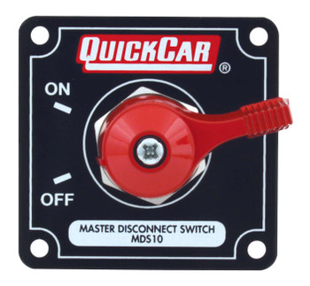 55-011 MDS10A Switch Black w/ Alternator Posts Quickcar Racing Products