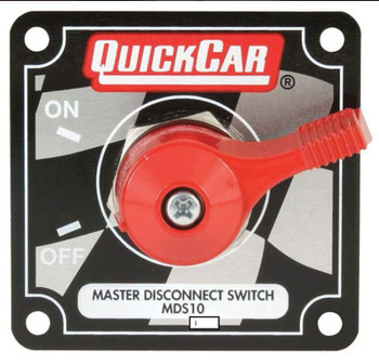 55-012 Master Disconnect w/ Alternator Stud Quickcar Racing Products