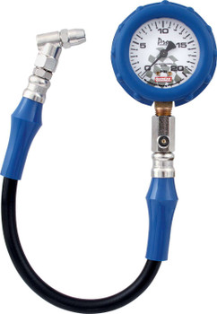 Tire Pressure Gauge 20 PSI 56-020 Quickcar Racing Products
