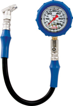 Tire Gauge 60 PSI Liquid Filled 56-061 Quickcar Racing Products