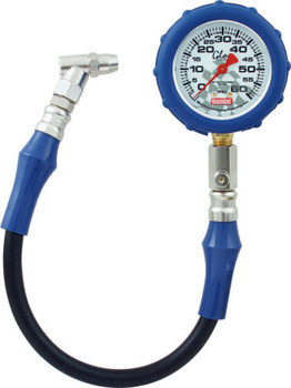 56-062 Tire Gauge 60 PSI Gauge Quickcar Racing Products