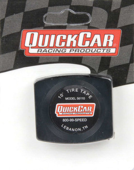 "10 Ft Tape Measure 1/4"" Wide 56-111 Quickcar Racing Products"
