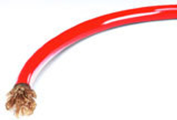 57-102 Power Cable 2 Gauge Red 125' Roll Quickcar Racing Products