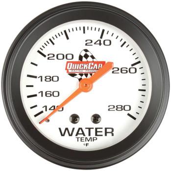 Water Temp Gauge Sprint 611-6005 Quickcar Racing Products