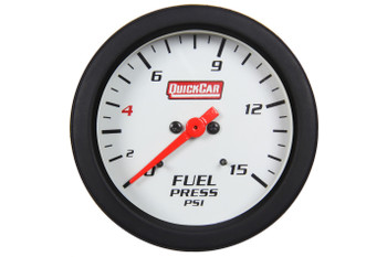 Extreme Gauge Fuel Pressure 611-7000 Quickcar Racing Products