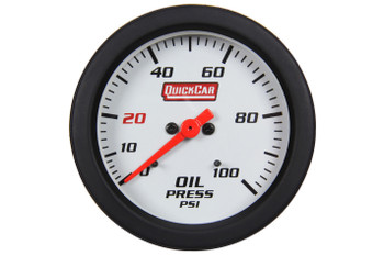 Extreme Gauge Oil Pressure 611-7003 Quickcar Racing Products