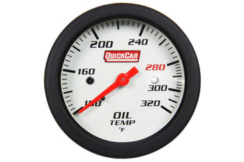 611-7009 Extreme Gauge Oil Temp Quickcar Racing Products