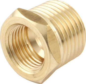 611-900 Brass Temp Adapter 1/2 NPT Quickcar Racing Products