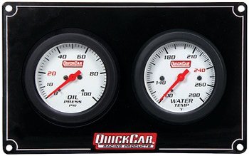 61-7001 2 Gauge Extreme Panel Quickcar Racing Products