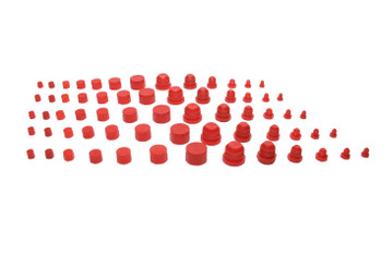 64-225 Plastic Caps and Plugs Quickcar Racing Products