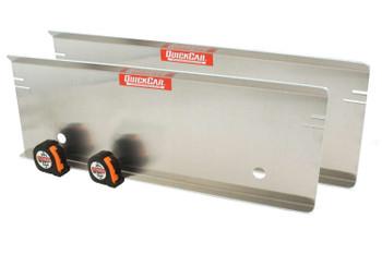 Aluminum Toe Plates 64-704 Quickcar Racing Products