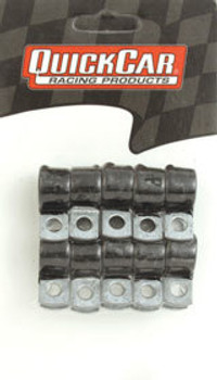 """66-858 Alum Line Clamps 3/4"""" 10pk Quickcar Racing Products"""