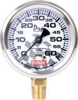Tire Pressure Gauge Head 0-60 PSI 56-006 Quickcar Racing Products