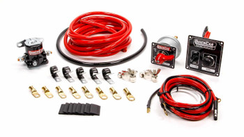 4 AWG Wiring Kit w/ 50-802 Switch Panel  50-835 Quickcar Racing Products