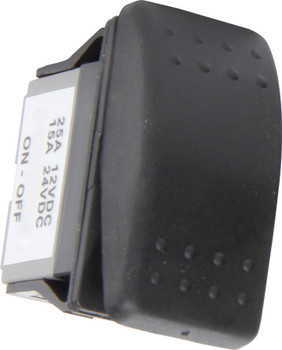 Rocker Switch On/Off 52-500 Quickcar Racing Products