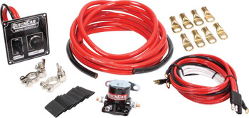4 AWG Wiring Kit; 50-802 Without MDS 50-836 Quickcar Racing Products