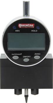 56-102 Tread Depth Gauge Digital w/ Billet Base Quickcar Racing Products