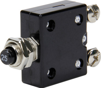25 Amp Resettable Circuit Breaker 50-9725 Quickcar Racing Products