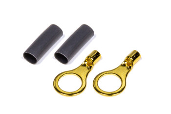 """5/16"""" Ring Terminal 16-14 Ga Pair with heat shrink 57-479 Quickcar Racing Products"""