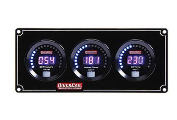 Digital 3-Gauge Panel 67-3011 Quickcar Racing Products