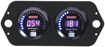 Digital Open Wheel Gauge Panel 67-2004 Quickcar Racing Products