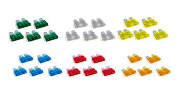 ATC Fuse Assortment 50-960 Quickcar Racing Products