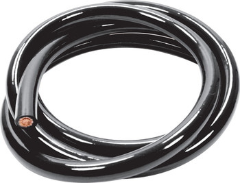 57-323 Power Cable 2 Gauge Blk 5Ft Quickcar Racing Products