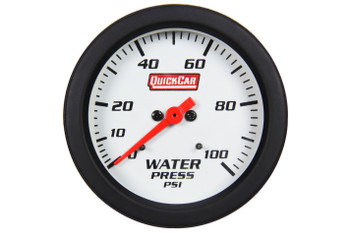 Extreme Gauge Water Pressure 611-7008 Quickcar Racing Products
