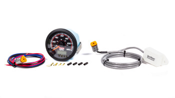 Redline Speedometer GPS 0-120 MPH with Receiver 63-300 Quickcar Racing Products
