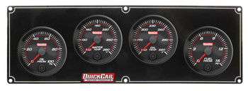 Redline 4-1 Gauge Panel OP/WT/OT/FP 69-4021 Quickcar Racing Products