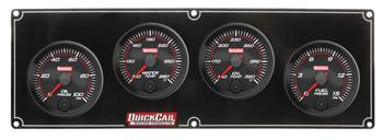 69-4021 Redline 4-1 Gauge Panel OP/WT/OT/FP Quickcar Racing Products