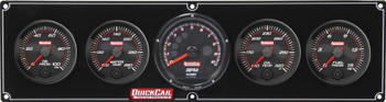 69-4051 Redline 4-1 Gauge Panel OP/WT/OT/FP w/ Recall Tac Quickcar Racing Products