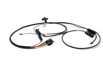 Wiring Harness Single Ignition w/ 3 Whl Brake QRP50-2035 Quickcar Racing Products