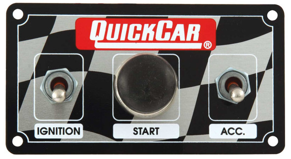 50-033 ICP Single Dirt with3 Wheel Brake Quickcar Racing Products
