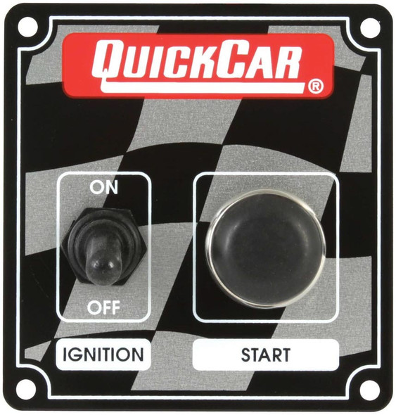 50-102 Ignition Panel Quickcar Racing Products