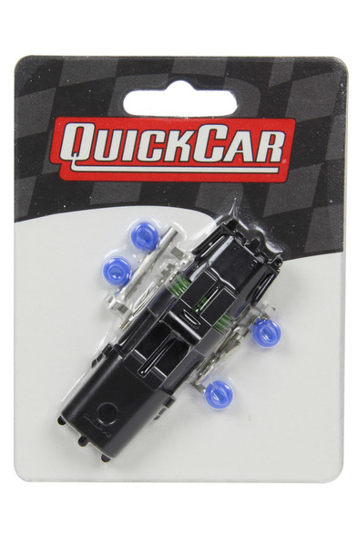 2 Pin WeatherPack Kit 50-322 Quickcar Racing Products