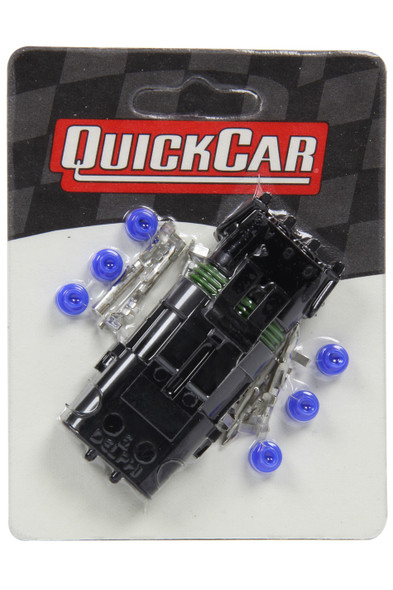 3 Pin WeatherPack Kit 50-332 Quickcar Racing Products