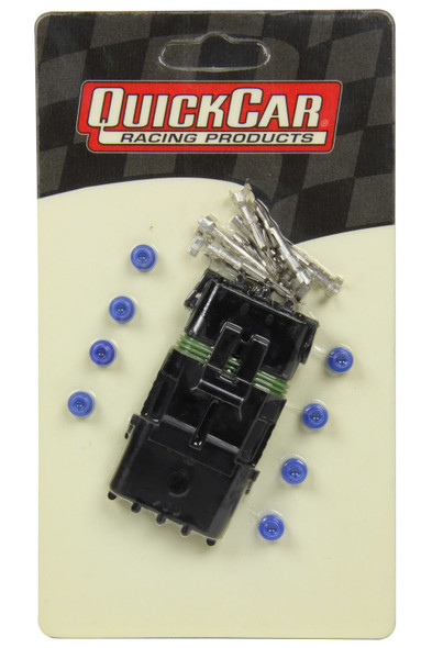 4 Pin WeatherPack Kit 50-342 Quickcar Racing Products