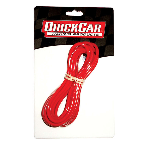 57-2011 Wire 14 Gauge Red 10ft Quickcar Racing Products