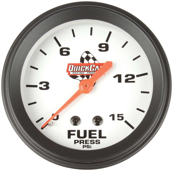 611-6000 Fuel Pressure Gauge 2-5/8in Quickcar Racing Products