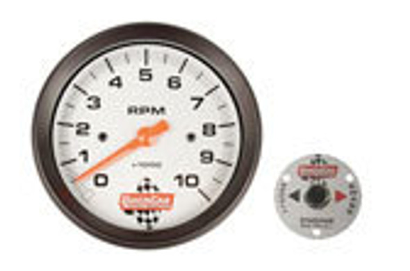 611-6002 3-3/8in Tach w/ Remote Recall Quickcar Racing Products
