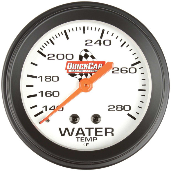 611-6006 Water Temp. Gauge 2-5/8in Quickcar Racing Products