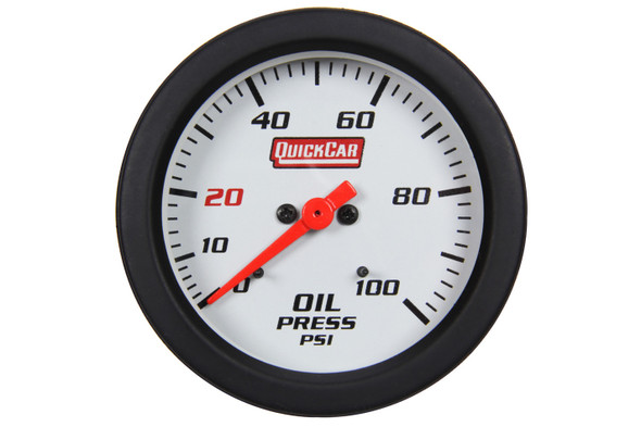611-7003 Extreme Gauge Oil Pressure Quickcar Racing Products