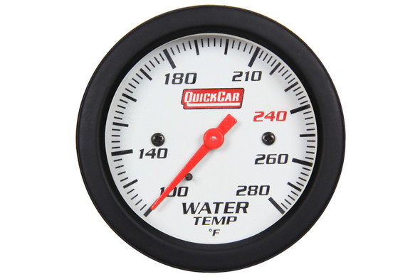 611-7006 Extreme Gauge Water Temp Quickcar Racing Products