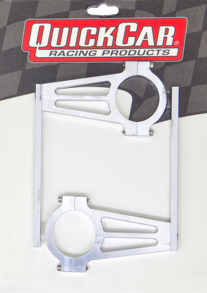 """66-939 Roll Bar Switch Mounting Bracket 1-1/2"""" Quickcar Racing Products"""
