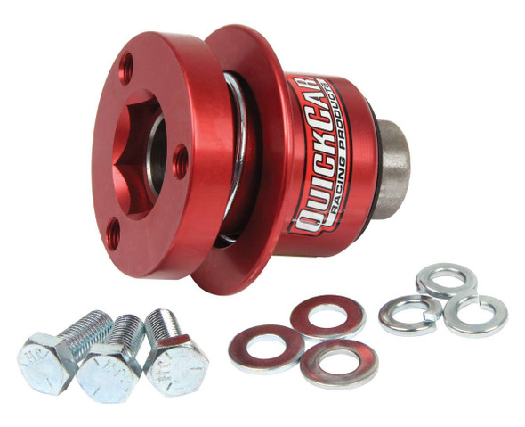 68-012 Steering Disconnect 360 Type Hex Aluminum Quickcar Racing Products