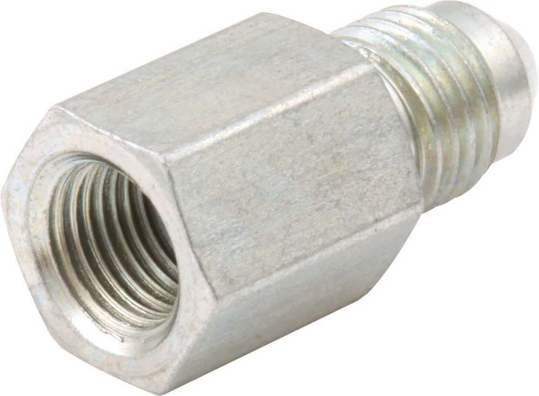 61-724 Gauge Adapter 1/8in NPT Female to 4an Male Quickcar Racing Products
